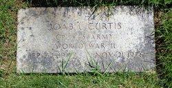 Joab L Curtis