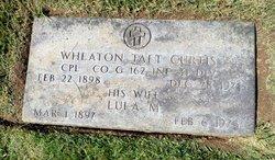 Wheaton Taft Curtis