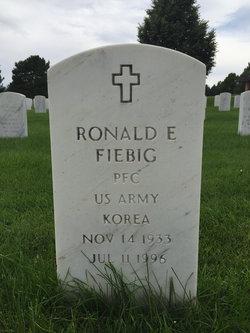 Ronald E Fiebig