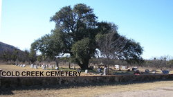 Cold Creek Cemetery