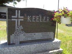 Beulah Madeline <I>Parker</I> Keeler