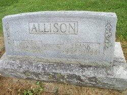 Minnie <I>Scott</I> Allison