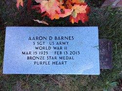 Aaron D. Barnes
