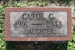 Carol G Abraham