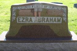 Ezra Brunson Abraham