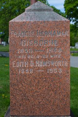 Francis Hernaman Gisborne
