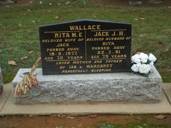 "John Henry ""Jack"" Wallace"