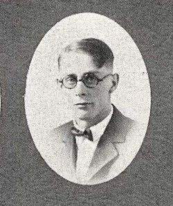 August Edgar Johansen