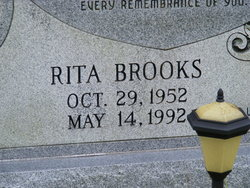 Rita <I>Brooks</I> Bazzle