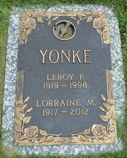 LeRoy P Yonke