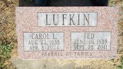 Ted E Lufkin