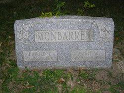 Harold L Monbarren
