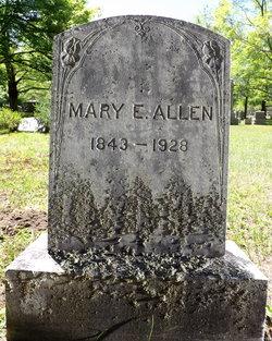 Mary Eliza <I>Arnold</I> Allen