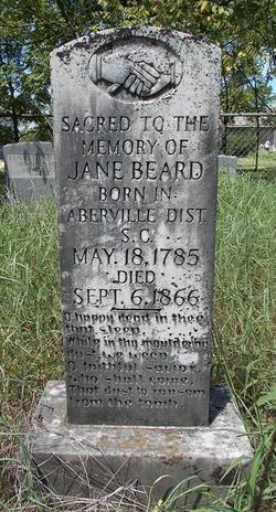 Jane Beard