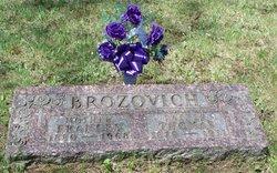 """Thomas """"Tom"""" Brozovich"""