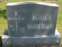 Catherine <I>McCann</I> Taylor