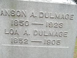 Loa A <I>Wellman</I> Dulmage