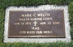 MAJ Mark C. Welch