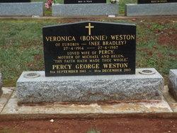 Percy George Weston