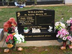 Joan Alma Williams