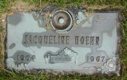 Jacqueline <I>Graham</I> Hoehn