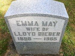 Emma <I>May</I> Bieber