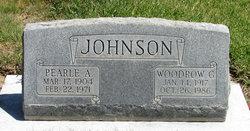 Woodrow Grant Johnson