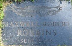 Maxwell Robert Robbins