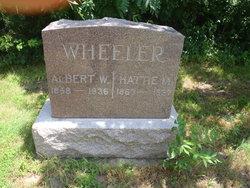 Hattie M <I>Craig</I> Wheeler
