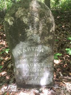Martha Tackett