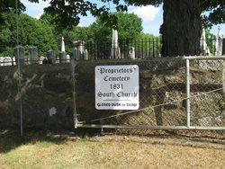 Proprietors Burying Ground