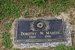 Dorothy W Martin