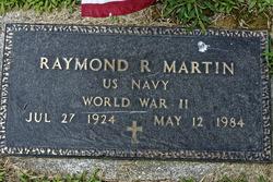 Raymond R Martin