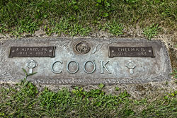 F Alfred Cook, Sr.
