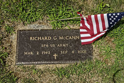 Richard G McCann