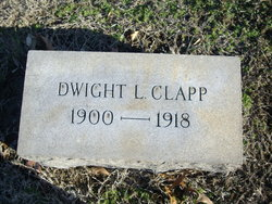 Dwight Luther Clapp