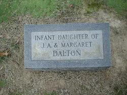 Infant Dalton