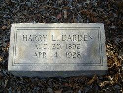 Harry Lee Darden