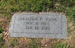 """Geraldine """"Gerry"""" <I>Pascoe</I> Young"""