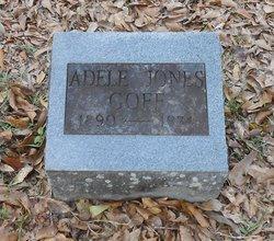Adele <I>Jones</I> Goff