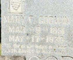 Mary Frances <I>Land</I> Godwin