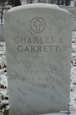 Charles Arthur Garrett