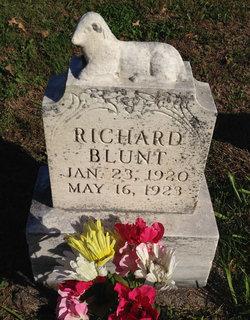 Richard Blaine Blunt