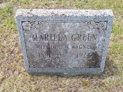 Marilla <I>Green</I> Wagner