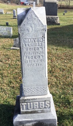 Mary H Tubbs
