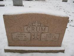 Fred W. Crum