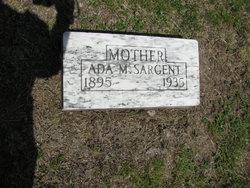 Ada M. Sargent
