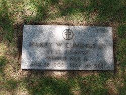 Harry W Cumings, Jr