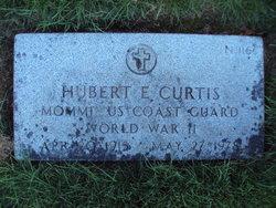 Hubert E Curtis