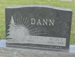 Willis E Dann